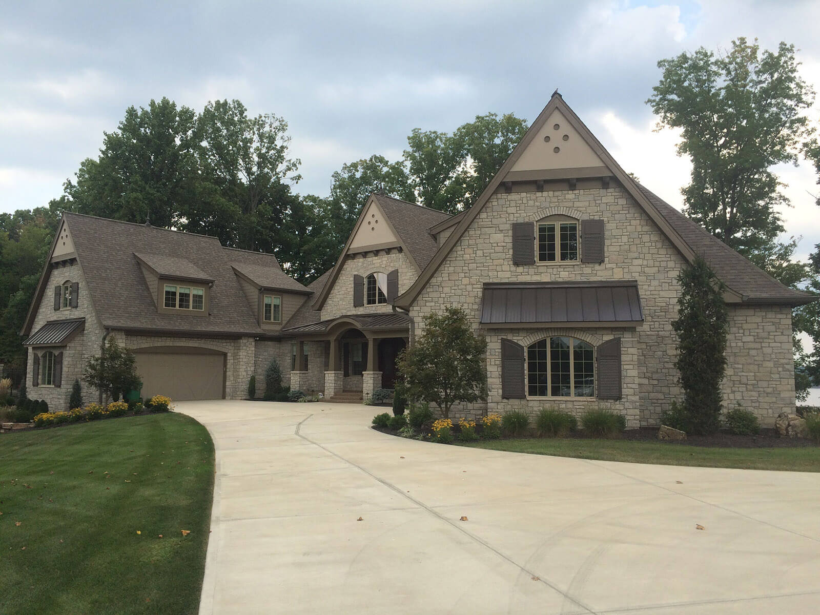 Best Indianapolis Home Builders - Lake House Plans