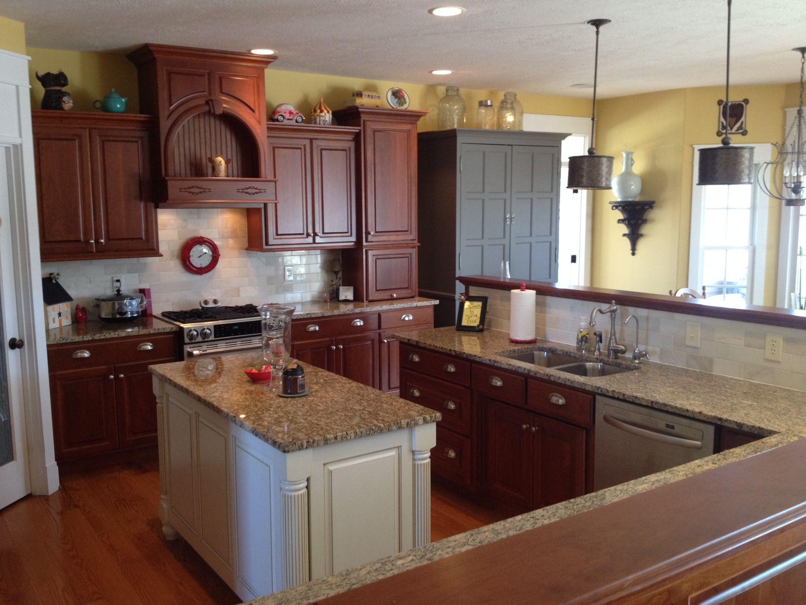 Carmel Builder - Adm Glen Kitchen Full