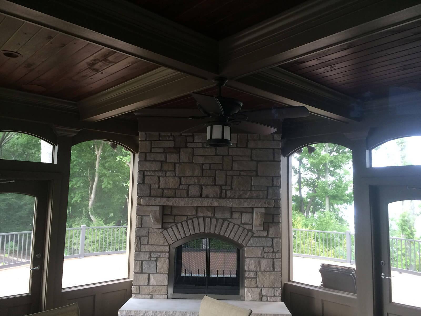 Carmel Indiana Custom Home Builders - Lake House for Sale