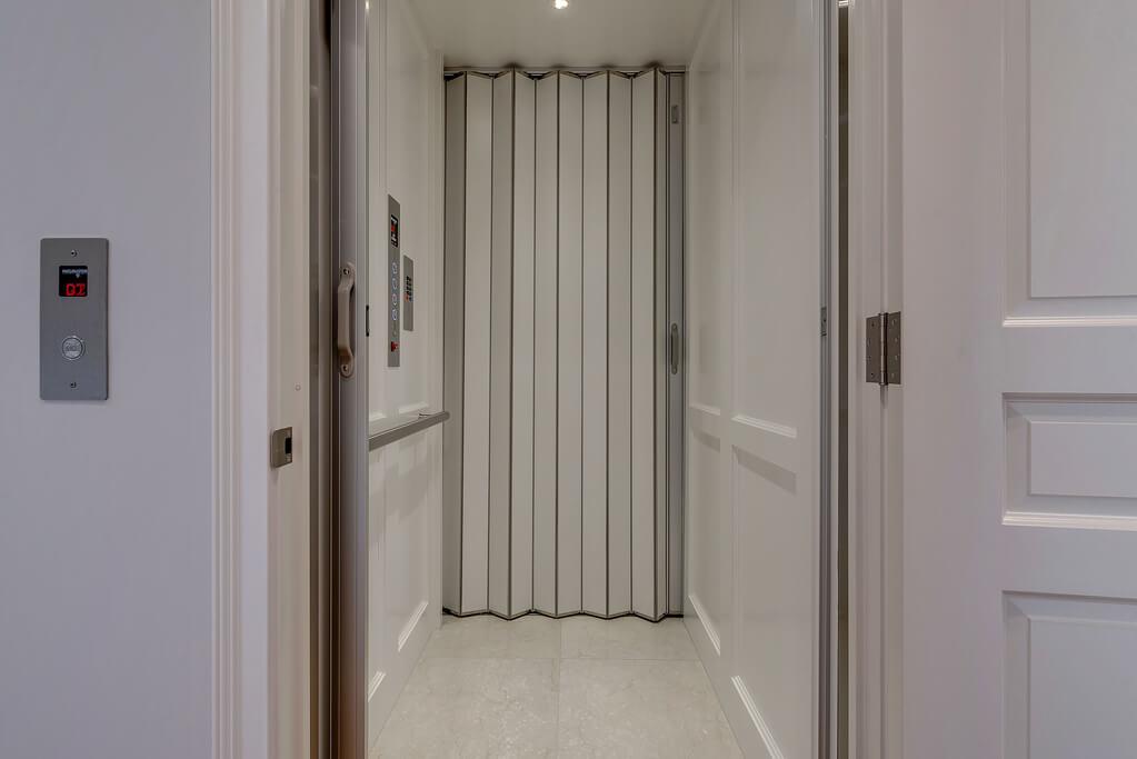Ennis Custom Homes - Amenities/Specialty Rooms - Home Builder in Carmel, IN - Elevator 1