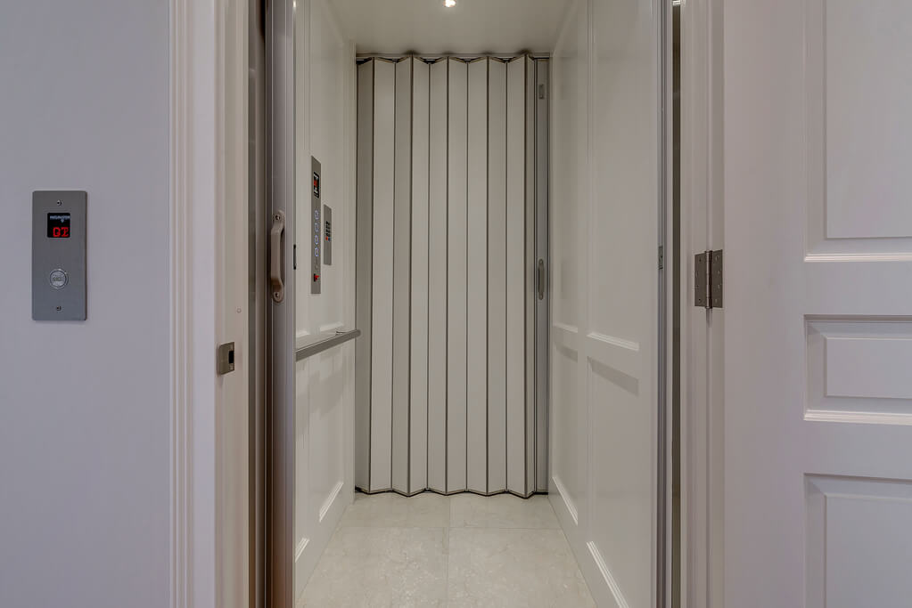 Ennis Custom Homes - Elevators - Home Builder in Carmel, IN - Elevator 2