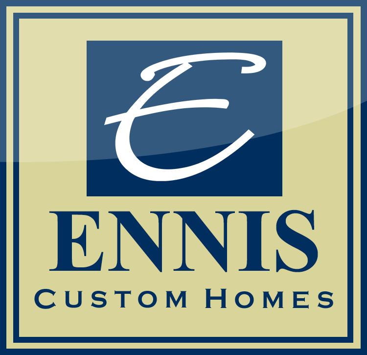 Ennis Custom Homes Logo
