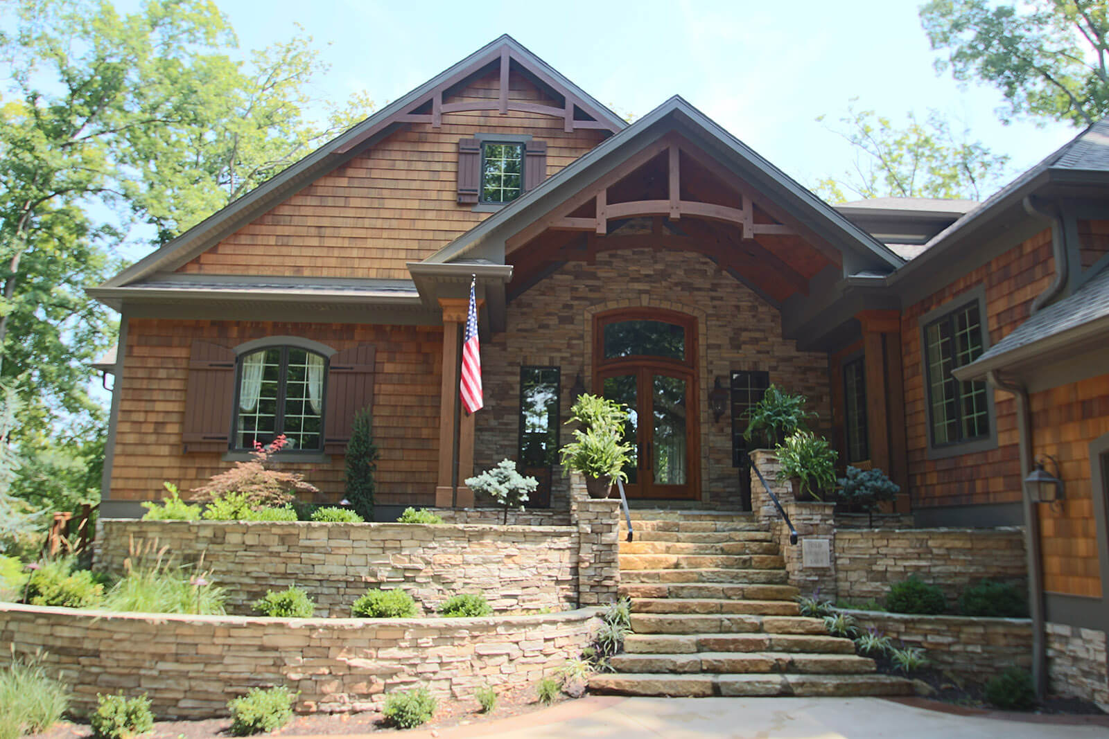 Geist Luxury Home Construction - Building Lake House