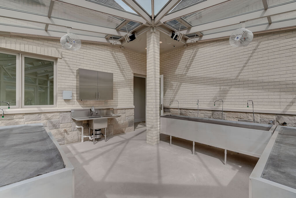 Ennis Custom Homes - Greenhouse - Carmel, IN Best Indianapolis Home Builders - Greenhouse 1