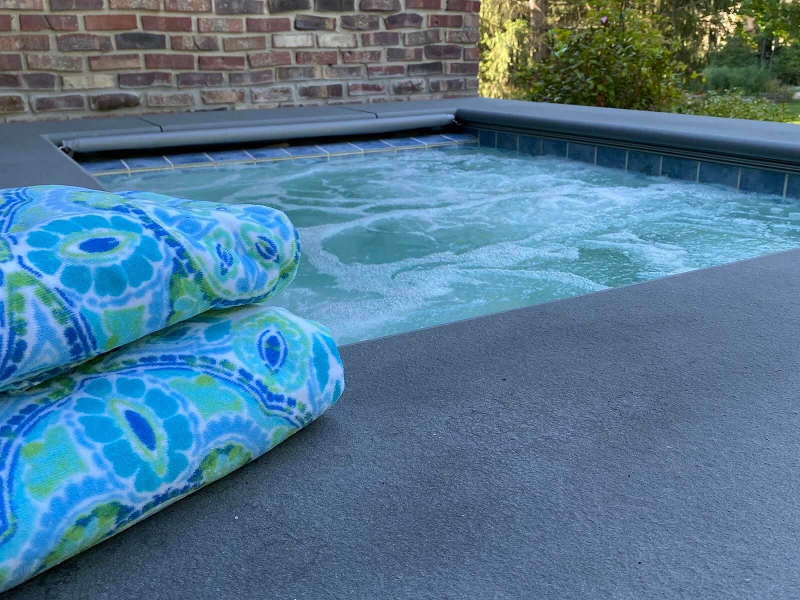Carmel Custom Builder - Outdoor Pool