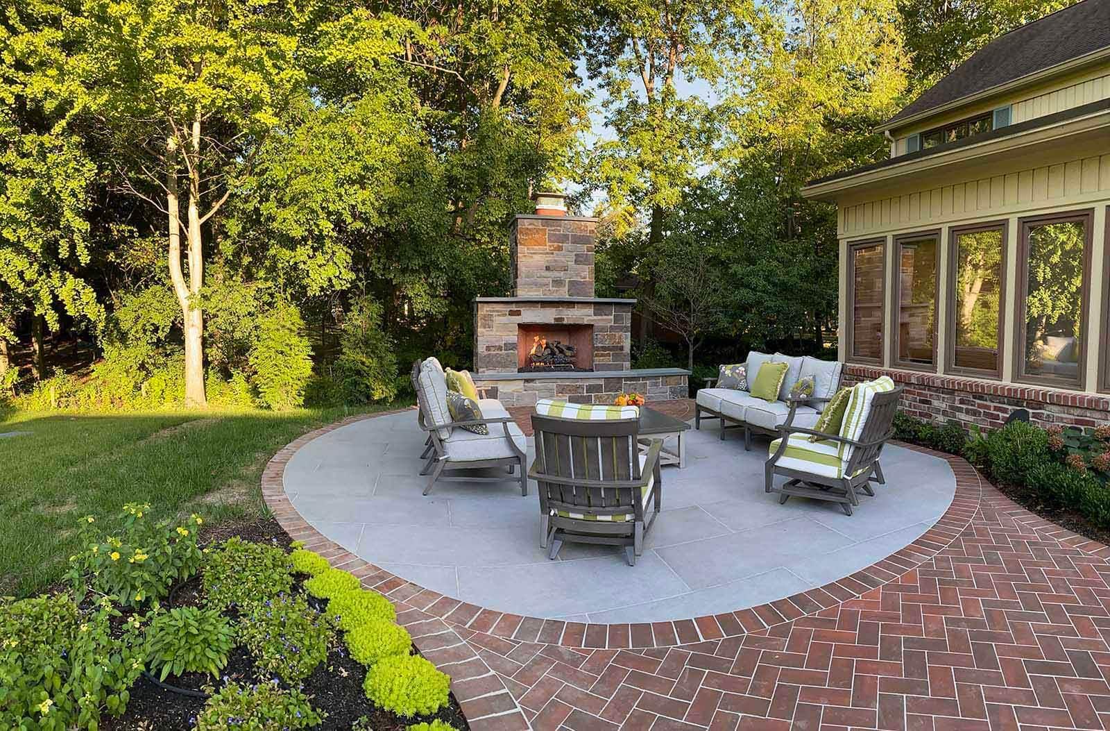 Carmel New Home Builder - Outdoor Patio